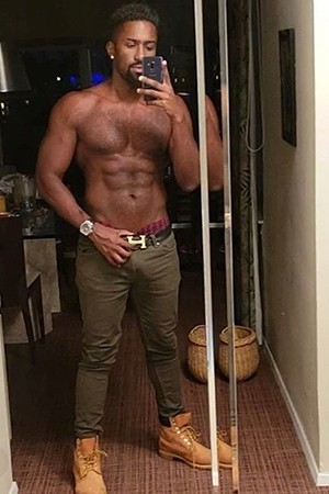 Black Male Escort London