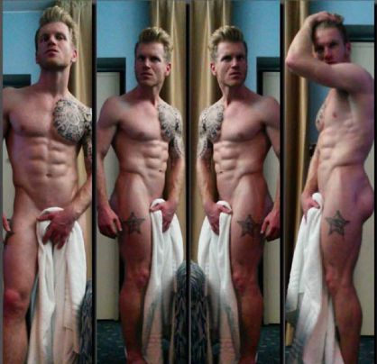 Blonde Swedish Male Masseuse London