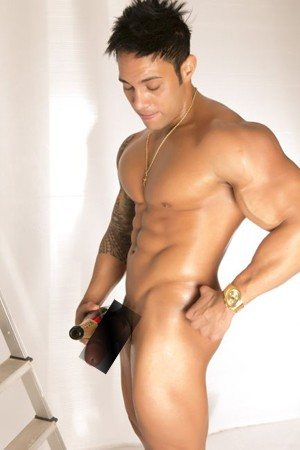 Male escort service London