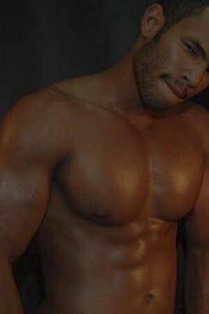 Muscular Brazilian Male Escort London