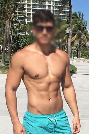 Young Central London Male Escort Frederico