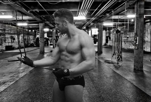 Ripped  Muscular Male Escort Flavio