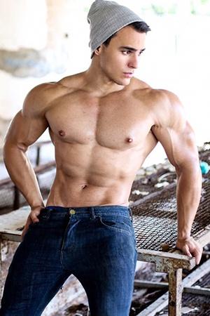 High Class Brazilian Male Escort