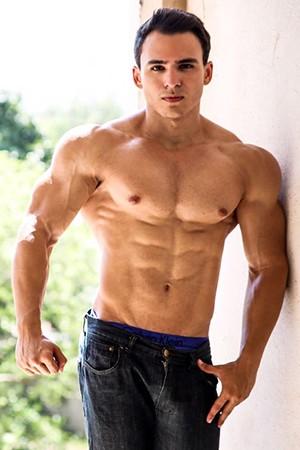 Latino male escort Jacob