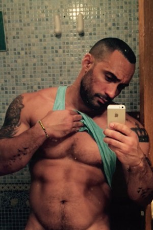 Hung Brazilian Male Escort