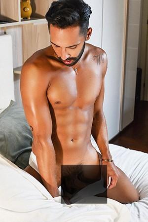 Bisexual male escort Vinny